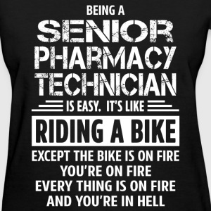 Senior Pharmacy Technician - Women's T-Shirt