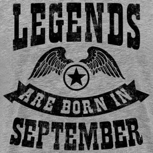 Birthday September T-Shirts - Men's Premium T-Shirt