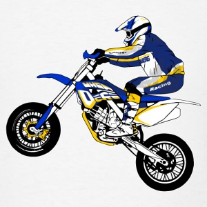 Supermoto T-Shirts - Men's T-Shirt