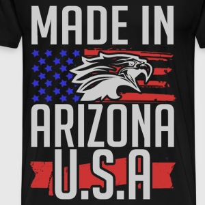 arizona 2.png T-Shirts - Men's Premium T-Shirt