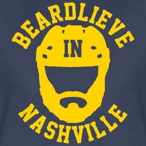 Beardlieve in Nashville T-Shirts - Women's Premium T-Shirt