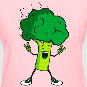 Broccoli rocks T-Shirts - Women's T-Shirt