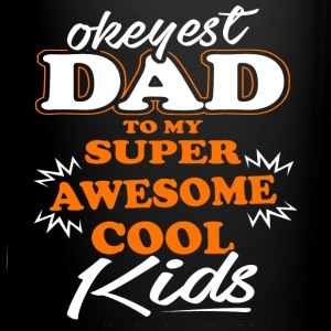 Dad Of Cool Kids - Father's Day Shirt Gift Mugs & Drinkware - Full Color Mug