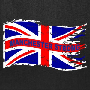 MANCHESTER STRONG WAVE  - Tote Bag