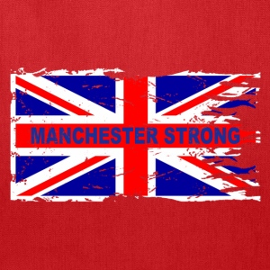 MANCHESTER STRONG - Tote Bag