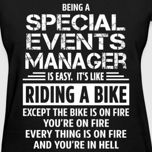 Special Events Manager T-Shirts - Women's T-Shirt