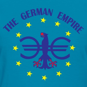 The German Empire - Women's T-Shirt