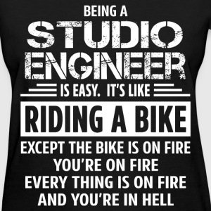 Studio Engineer T-Shirts - Women's T-Shirt