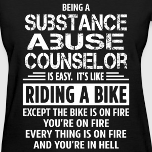 Substance Abuse Counselor T-Shirts - Women's T-Shirt