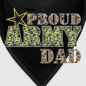 Proud Army Dad Caps - Bandana