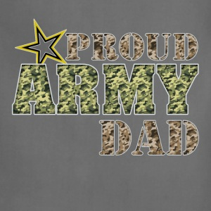 Proud Army Dad Aprons - Adjustable Apron