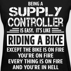 Supply Controller T-Shirts - Women's T-Shirt