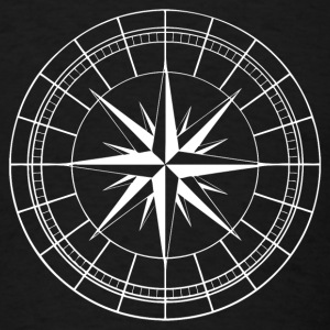 Compass rose T-Shirts - Men's T-Shirt