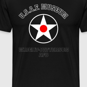Air Force Museum - Men's Premium T-Shirt