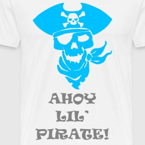 Ahoy lil Pirate - Men's Premium T-Shirt