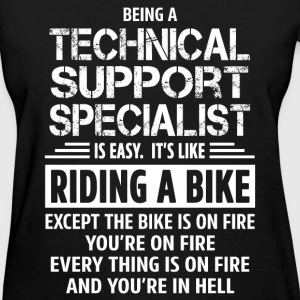 Technical Support Specialist T-Shirts - Women's T-Shirt