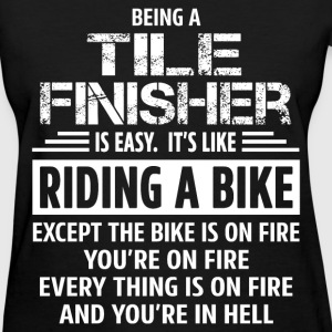 Tile Finisher T-Shirts - Women's T-Shirt