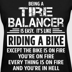 Tire Balancer T-Shirts - Women's T-Shirt