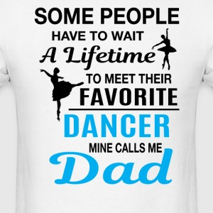 Dancer Dad - Men's T-Shirt