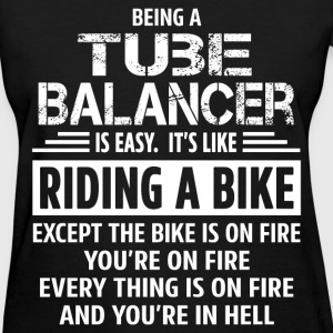 Tube Balancer T-Shirts - Women's T-Shirt