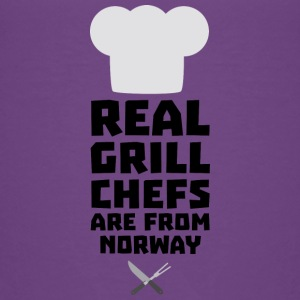 Real Grill Chefs are from Norway S8cv1 Baby & Toddler Shirts - Toddler Premium T-Shirt