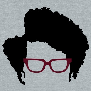 Nerd Style like Moss T-Shirts - Unisex Tri-Blend T-Shirt by American Apparel