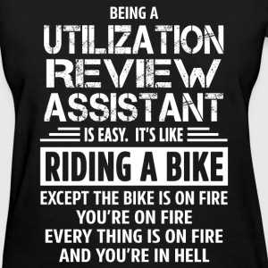 Utilization Review Assistant T-Shirts - Women's T-Shirt