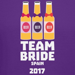 Team Bride Spain 2017 S0wi2 Long Sleeve Shirts - Crewneck Sweatshirt