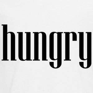HUNGRY - Kids' Premium Long Sleeve T-Shirt