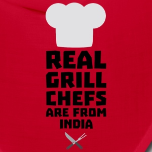 Real Grill Chefs are from India Sxu95 Caps - Bandana