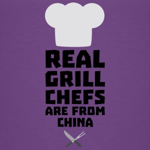 Real Grill Chefs are from China Si775 Baby & Toddler Shirts - Toddler Premium T-Shirt