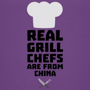 Real Grill Chefs are from China Si775 Kids' Shirts - Kids' Premium T-Shirt