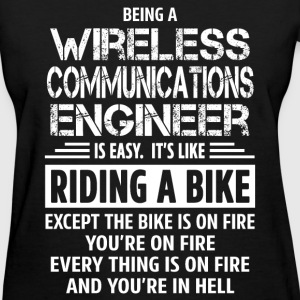 Wireless Communications Engineer - Women's T-Shirt