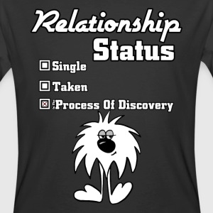 Relationship Status Mens 50/50 T-Shirt - Men's 50/50 T-Shirt