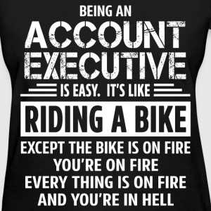 Account Executive - Women's T-Shirt