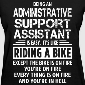 Administrative Support Assistant - Women's T-Shirt