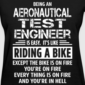 Aeronautical Test Engineer - Women's T-Shirt