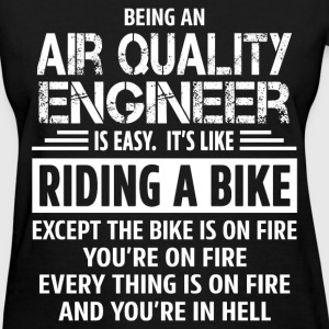 Air Quality Engineer - Women's T-Shirt