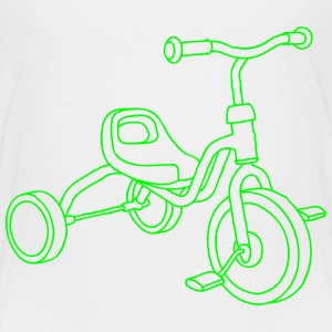 Tricycle - Toddler Premium T-Shirt