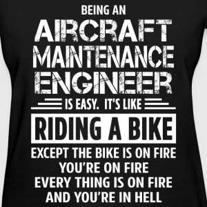 Aircraft Maintenance Engineer - Women's T-Shirt