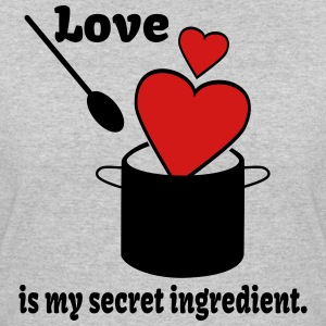 Love Cooking Saying T-Shirts - Women's 50/50 T-Shirt