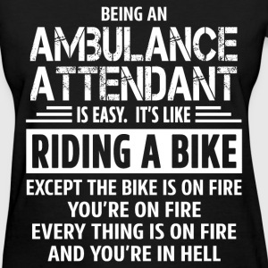 Ambulance Attendant - Women's T-Shirt