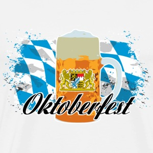 Oktoberfest - Beer - Bavaria - Germany T-Shirts - Men's Premium T-Shirt