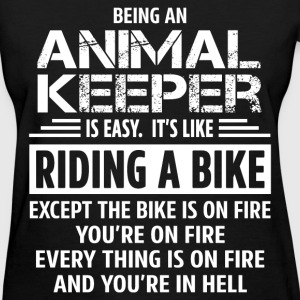 Animal Keeper - Women's T-Shirt