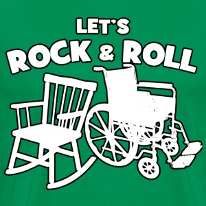 Lets Rock And Roll T-Shirts - Men's Premium T-Shirt