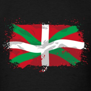 Basque country Flag T-Shirts - Men's T-Shirt