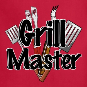 Grill Master - BBQ Tools  - Adjustable Apron