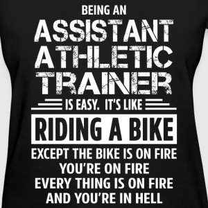 Assistant Athletic Trainer - Women's T-Shirt