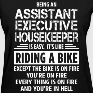 Assistant Executive Housekeeper - Women's T-Shirt