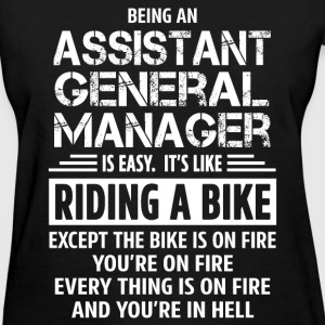 Assistant General Manager - Women's T-Shirt